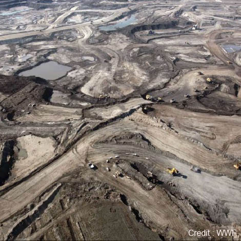 of oil shale and sands�