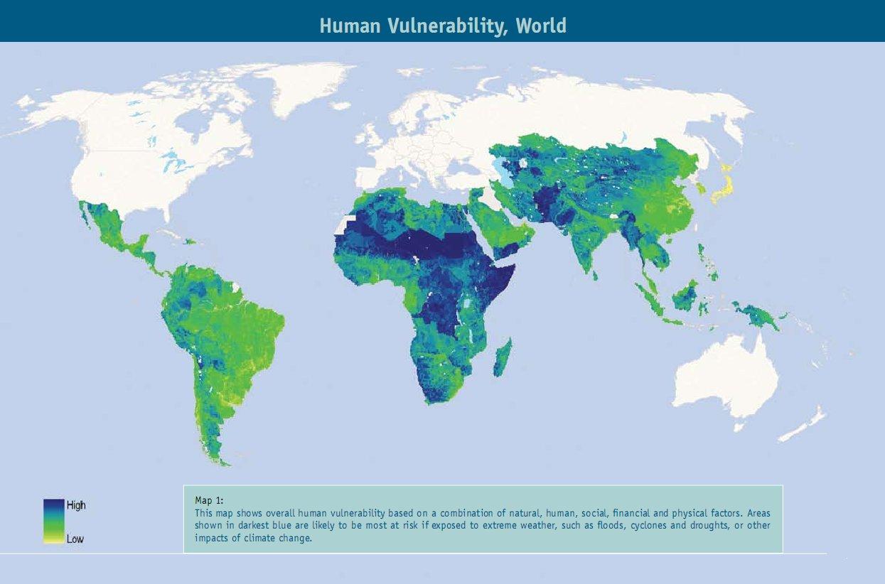 Humanitarianism & Environment Change