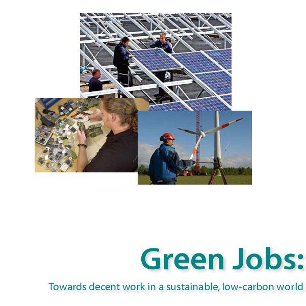 Green recruitment