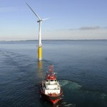 Floating wind turbine may be a game changer