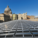 The Vatican, solar powered