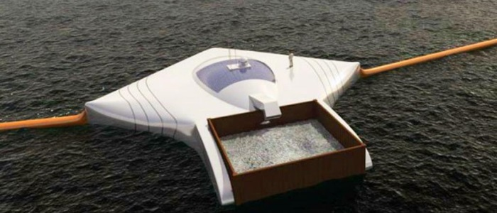 Boyan Slat Ocean Array