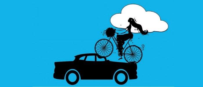 Cars versus bikes