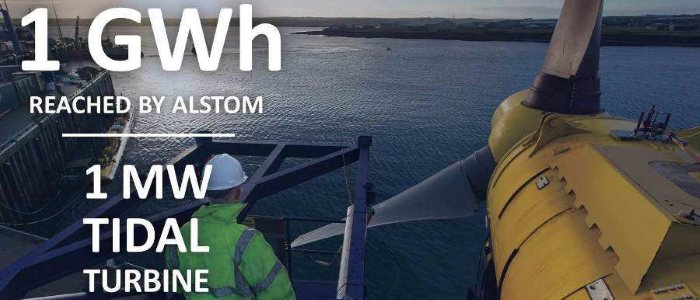 Alstom marine energies