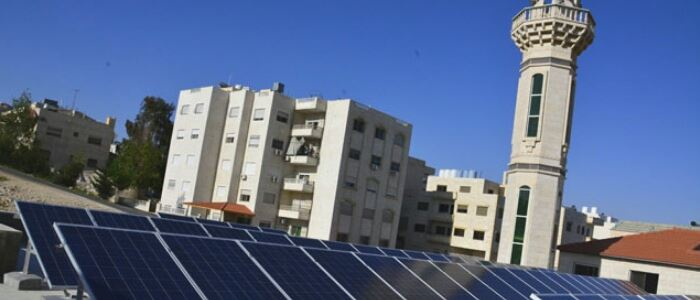 Mosques are going solar in Jordan
