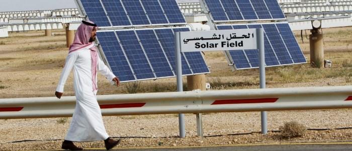 saudi arabia and solar